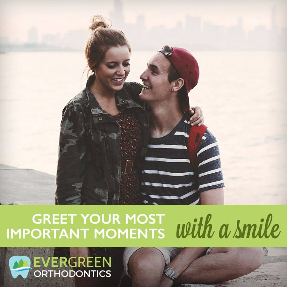 First dates can be never racking, give yourself a leg-up with a smile they'll be sure to remember!