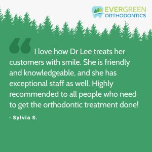 We want you to feel welcome at Evergreen Orthodontics! Come in, ask questions, and leave feeling confident and happy with your dental care treatment.