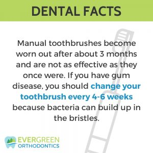 Are you replacing your tooth brush enough?Are you replacing your tooth brush enough?